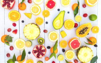 CALENDARIO de temporada de frutas.