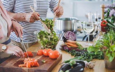 LA DIETA SALUDABLE PREVIENE ENFERMEDADES