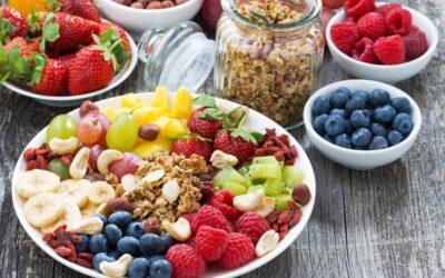 HEALTHY SNACKS. ¡Cuica la dieta tamién en la OFICINA!