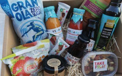 Estas Navidades regala salud con nuestras cestas de productos saludables