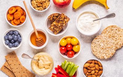Si durante el día quieres tener energía, estos snacks saludables deberás ingerir cada día.