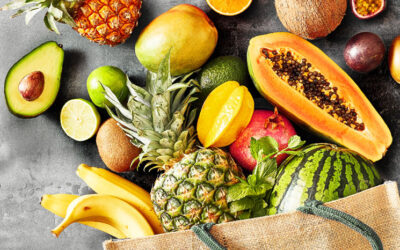 Tres recetas con fruta para este verano